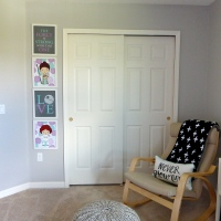 Baby Belle's Nursery