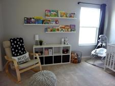 IKEA Flysta Shelf Unit