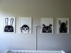 IKEA Fiskbo Frames